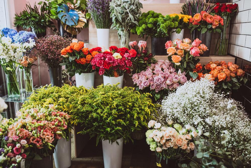 מגוון זרי פרחים ליומולדת